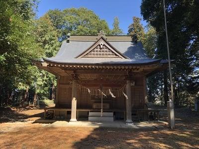 鴨大神御子神主玉神社の本殿