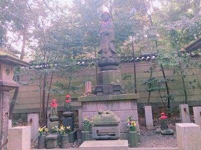 総持寺(神奈川県鶴見駅) - 地蔵の写真