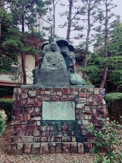 総持寺(神奈川県鶴見駅) - 像の写真