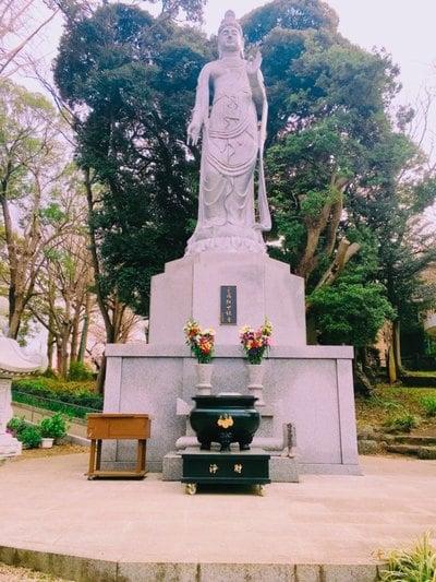 総持寺(神奈川県鶴見駅) - 仏像の写真