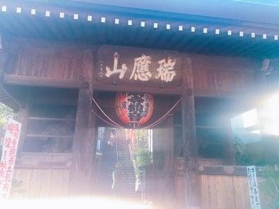 神奈川県弘明寺の山門
