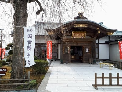岩手県身照寺の本殿