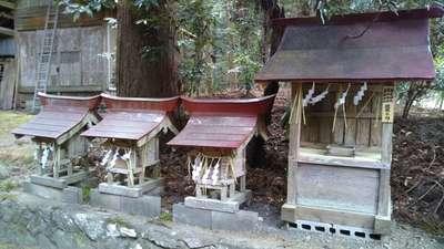 大中神社の末社