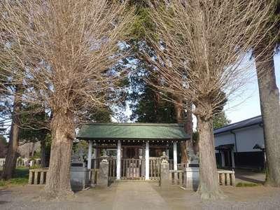 回天神社の建物その他