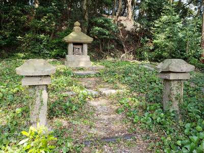 福岡県大分八幡宮の写真