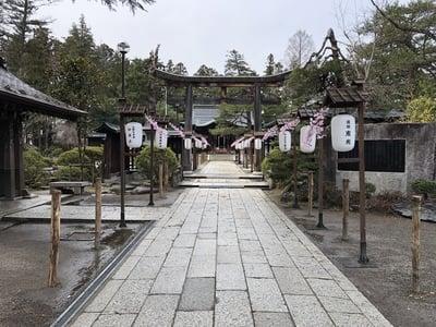上杉神社の建物その他