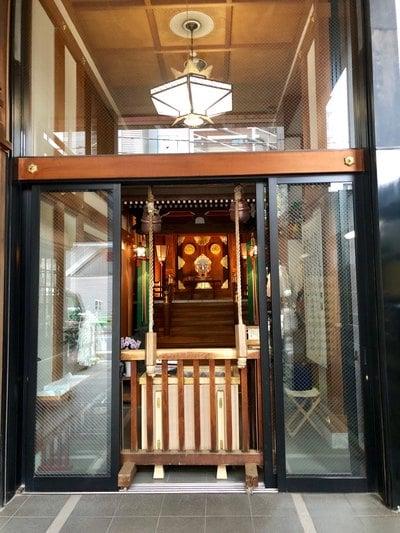 松島神社(東京都水天宮前駅) - 本殿・本堂の写真