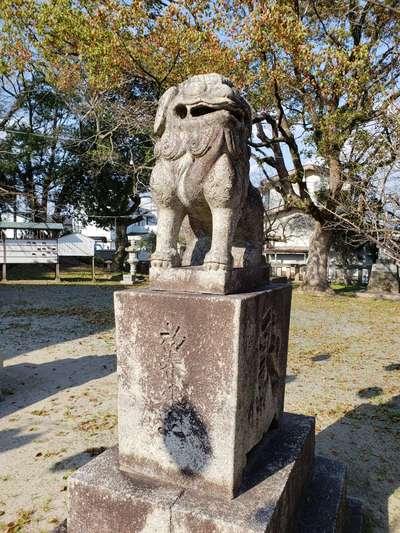 福岡県皇祖神社の写真