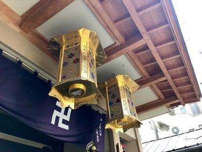 東京都大観音寺の本殿