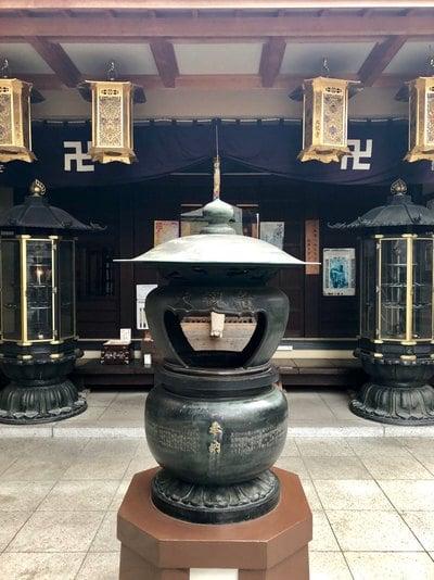 東京都大観音寺の写真