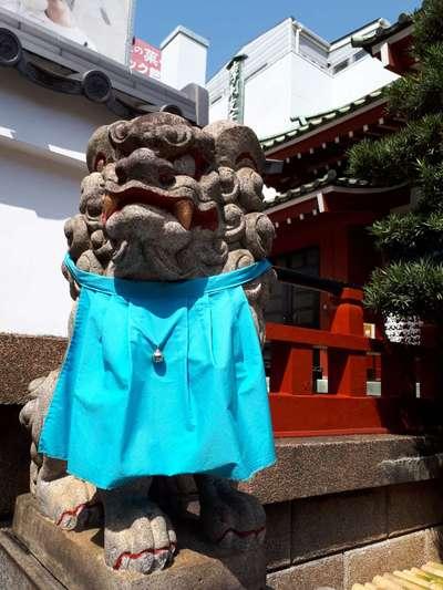 徳大寺(摩利支天)(東京都御徒町駅) - 未分類の写真