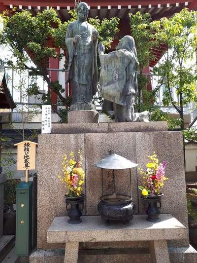 徳大寺(摩利支天)(東京都御徒町駅) - 像の写真