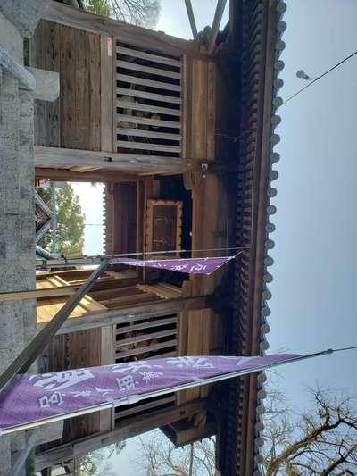 福岡県嚢祖八幡宮の写真