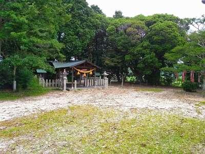 神明社(古場神明社)の建物その他