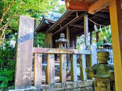 秋葉神社(吉原秋葉社)の建物その他