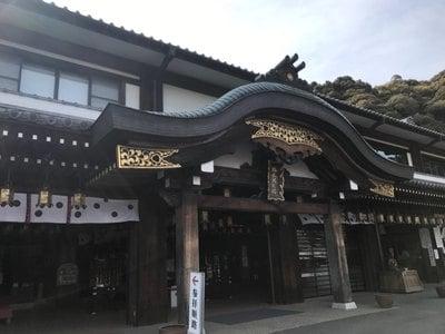 瑜伽山蓮台寺の本殿