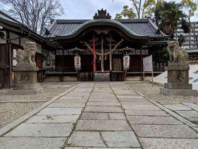 姫嶋神社の本殿