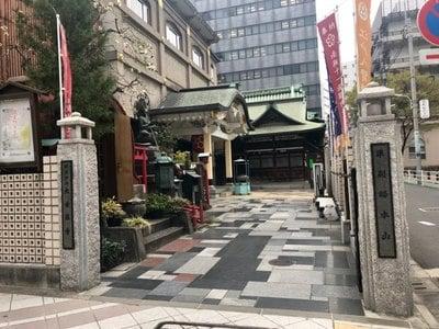 東京都大安楽寺の本殿