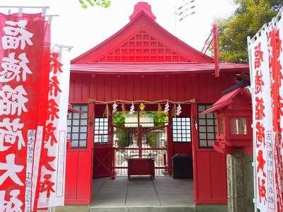 愛知県西古渡神社の本殿