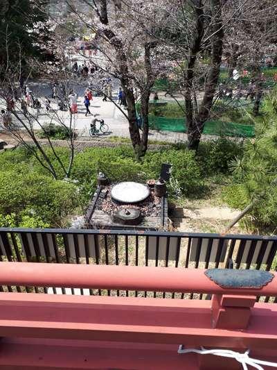 清水観音堂(東京都稲荷町駅) - 庭園の写真