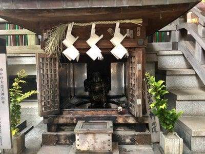 東京都身延別院の本殿