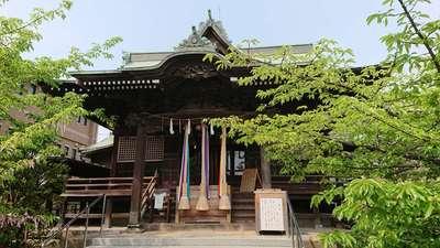 桜神宮(東京都桜新町駅) - 本殿・本堂の写真