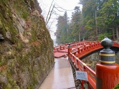神橋(二荒山神社)の建物その他