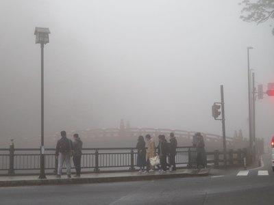栃木県神橋(二荒山神社)の写真