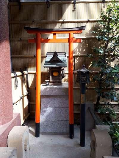 心城院(東京都湯島駅) - 末社・摂社の写真