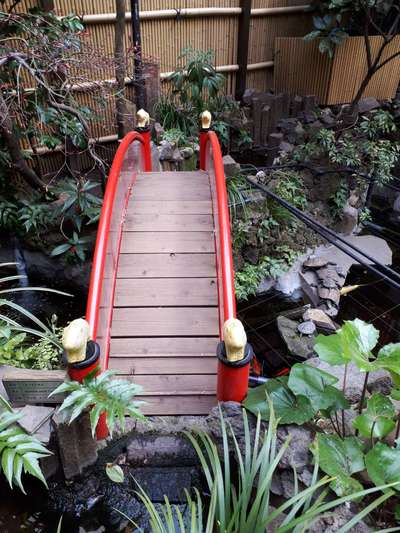 心城院(東京都湯島駅) - 庭園の写真