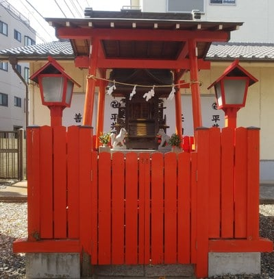 白髭神社の末社