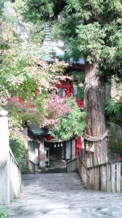 福島県大正寺(中野不動尊)の写真