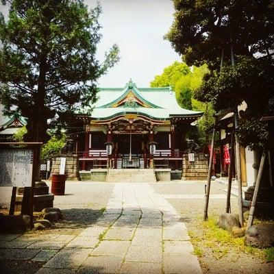 諏訪神社(東京都)