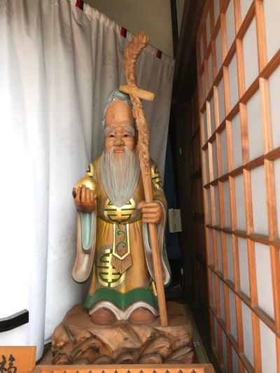 栃木県普門寺の像