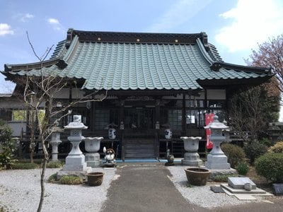 栃木県寳光院の本殿