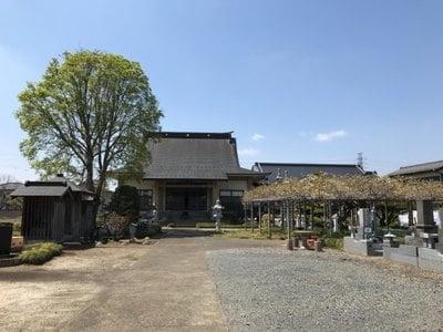 栃木県西念寺の建物その他