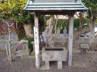 中島水神社(茨城県)