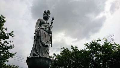 三学院の仏像