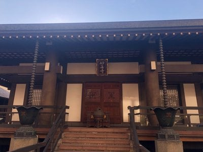 妙善寺の本殿