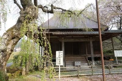 奈良県西光寺の本殿