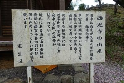 西光寺の歴史