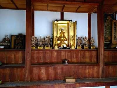 愛知県玉泉寺の仏像