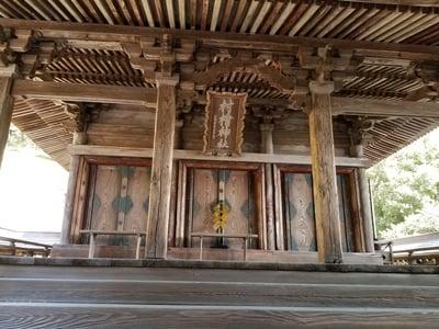 村檜神社の本殿