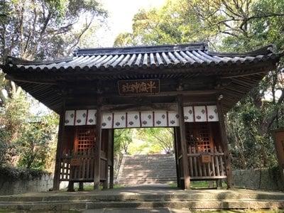岡山県牛窓神社の写真