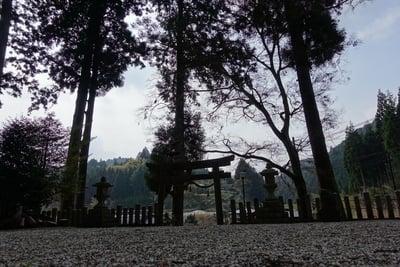 奈良県田口水分神社の建物その他