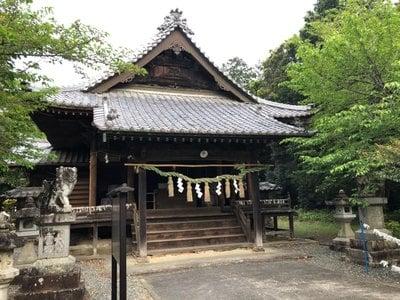 曽許乃御立神社(静岡県)