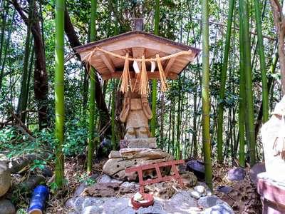 御嶽神社の仏像