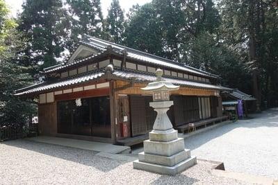 宇太水分神社の建物その他