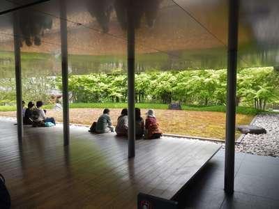 平等院(京都府宇治(JR)駅) - 庭園の写真