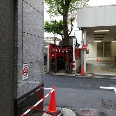 東京都延壽稲荷神社の写真